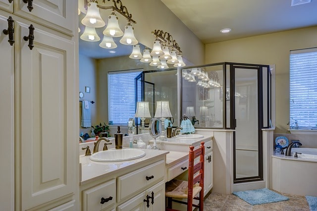Bathroom cleaning rancho Cordova, CA
